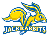 South Dakota JackRabbits Logo